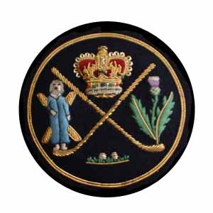 ST. ANDREWS GOLF CLUB BLAZER BADGE (4334388674632)