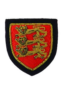 Three Lions Blazer Badge (4334449229896)