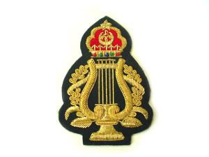 Brunei Army Musician Arm Badge (4334411415624)