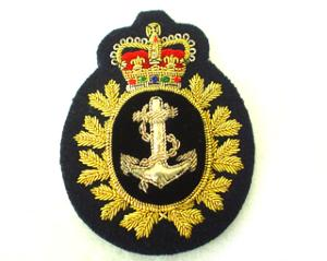 Canadian NAVY PETTY OFFICERS CAP BADGE (4334413250632)