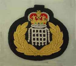 Customs and Excise Cap Badge (4334393196616)