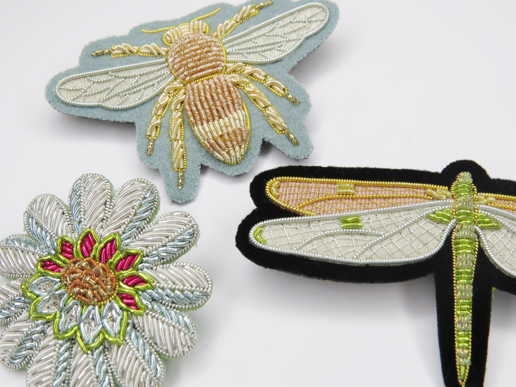 Dragonfly Brooch (5777017503910)