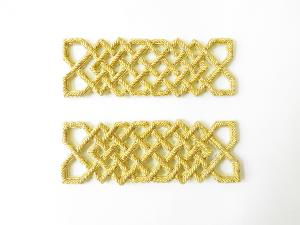 Repeat Pattern Celtic Gold (4334446215240)