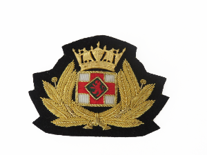 Chiltern Maritime Merchant Navy Cap Badge (4344135188552)