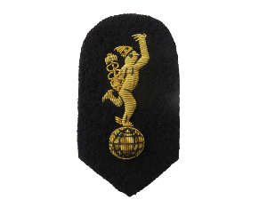 ROYAL CORPS SIGNALS MESS ARM BADGE (4334454603848)