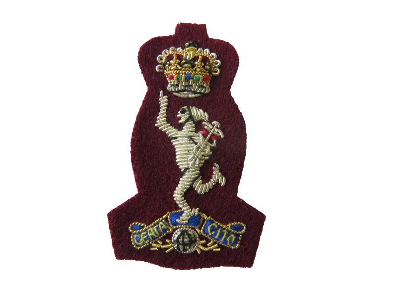 ROYAL CORPS SIGNALS BERET BADGE (4334341619784)