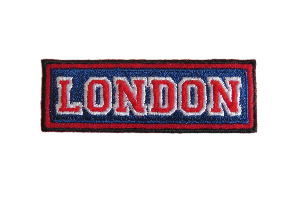 London Sew on Patch (4334486978632)