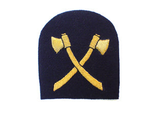 Merchant Navy Carpenter's Arm Badge (4344134434888)