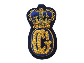 HM Coastguards Cap Badge (4344134107208)