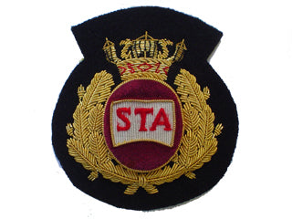 STA Merchant Navy Cap Badge (4344134041672)