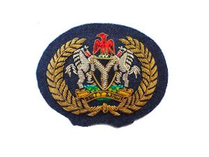 NIGERIAN AIR FORCE MASTER WARRANT OFFICER ARM BADGE (4334406434888)
