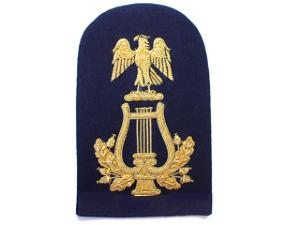 NIGERIAN NAVY MUSIC BRANCH CPO BAND LYRE (4334424293448)