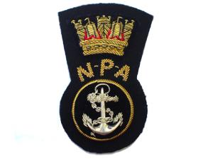 NIGERIAN PORTS AUTHORITY BADGE (4334424784968)