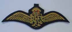 No1 Dress Royal Flying Corps Pilot�s Wings (4344138661960)