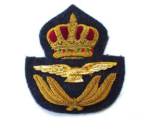 OMAN AIR FORCE CAP BADGE (4334425309256)