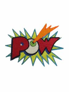 POW Iron on Patch (4334483800136)