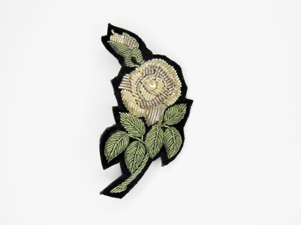 Wild Rose Brooch (5777040933030)