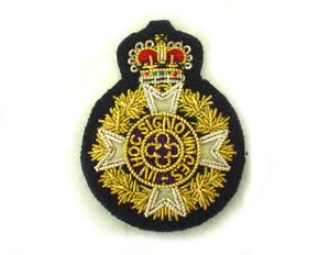 Royal Canadian Army Chaplains Beret Badge (4334413873224)