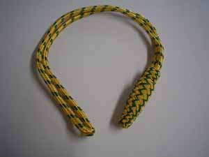 Gold Sword Knot (Green) (4334357315656)