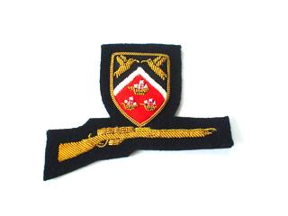 Trinidad and Tobago Skill at Arms Shooting Marksman Badge (4334432288840)