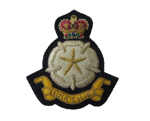 YORKSHIRE REGIMENT BLAZER BADGE (4334348697672)