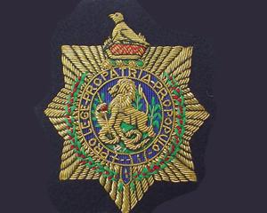 ZIMBABWE POLICE MALE CAP BADGE (4334435434568)