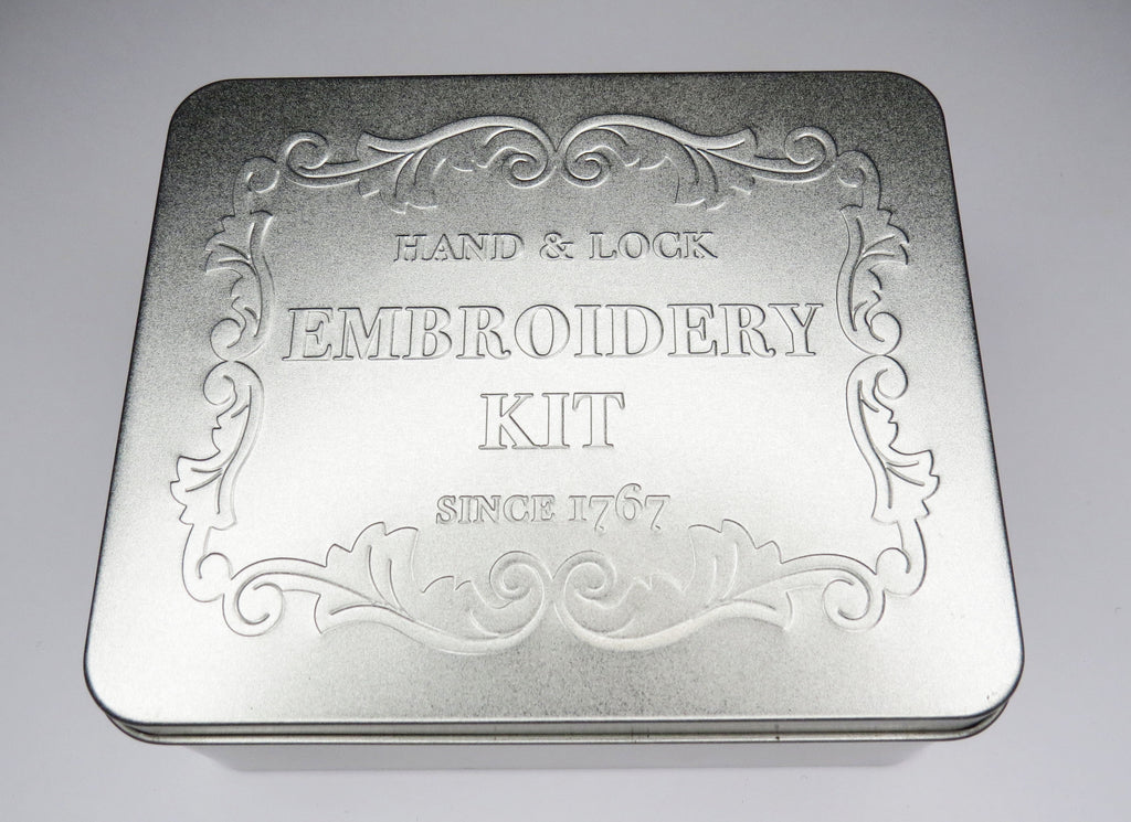 Silver Embroidery kit (5864119009446)