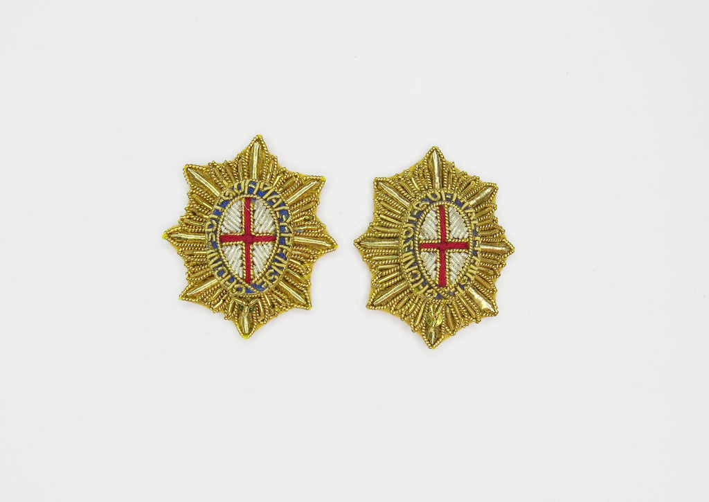 Star Rank Household Cavalry/Life Guard Gold (4334507688008)