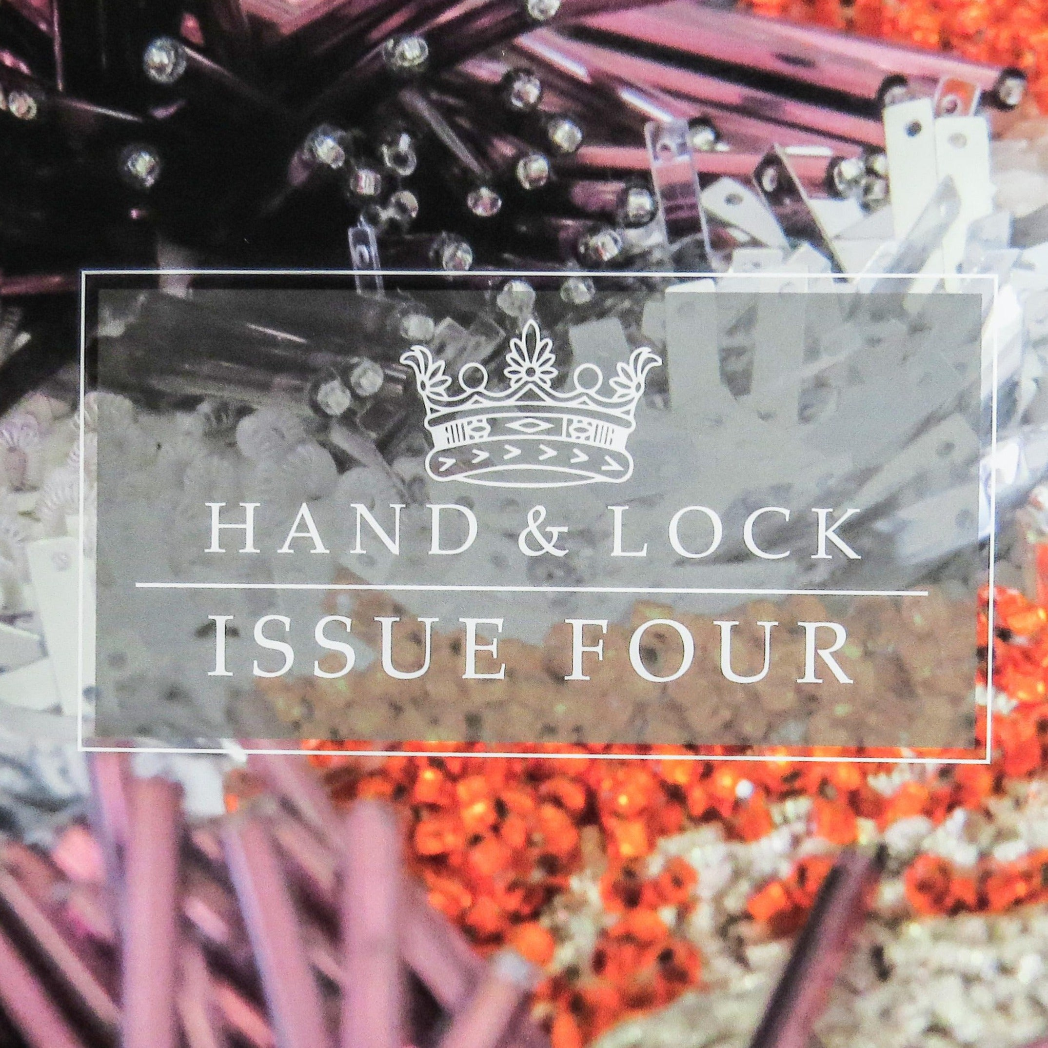 Hand & Lock: Issue Four (3963049803848)