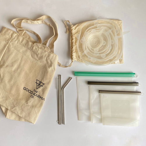 Plastic Free Food Storage Set