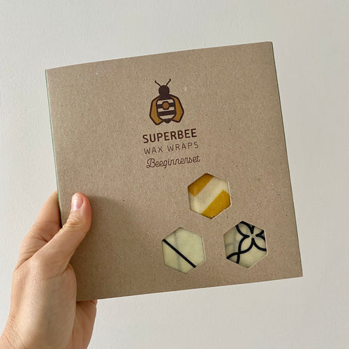 NEW* Beeswax Wrap Set