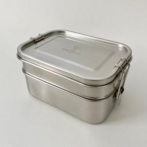2 Tier Lunch Box