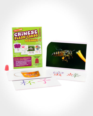 WINK to LEARN Chinese Flash Cards - Beginner 4