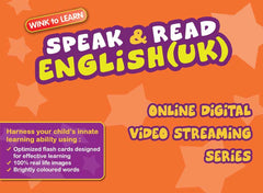 Speak & Read English (UK) Online Digital Video Streaming Series