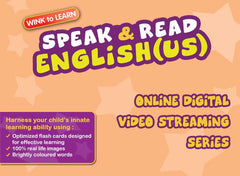 Speak & Read English (US) Online Digital Video Streaming Series