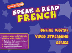 Speak & Read French Online Digital Video Streaming Series