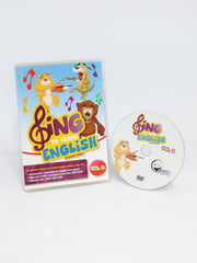 SING to LEARN English DVD (Vol. 3)