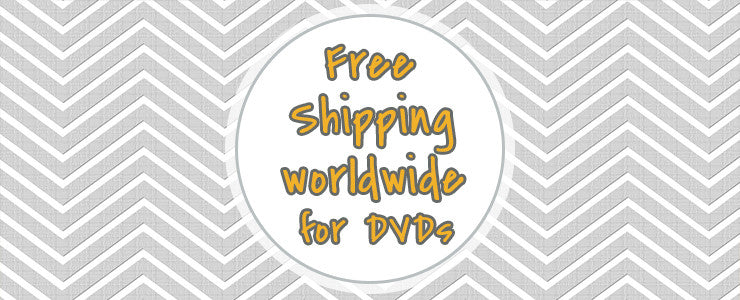 Free Shipping for DVDs