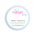 Sweet Hibiscus Essential Oils Sugar Scrubs 2oz-Extra Oil