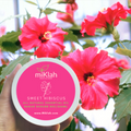 Sweet Hibiscus Essential Oils Sugar Scrubs 8oz