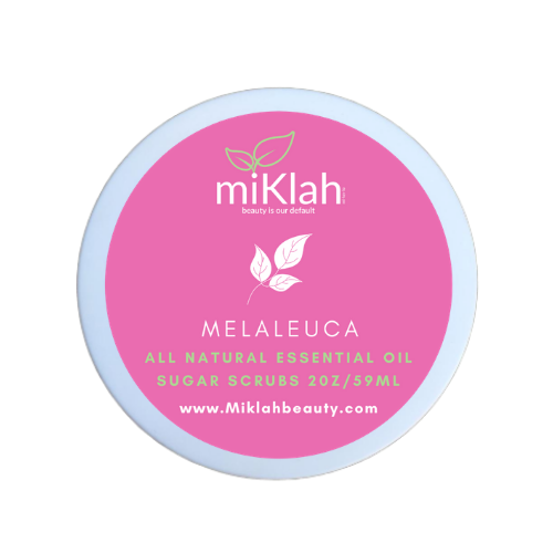 Melaleuca Essential Oils Sugar Scrubs 2oz