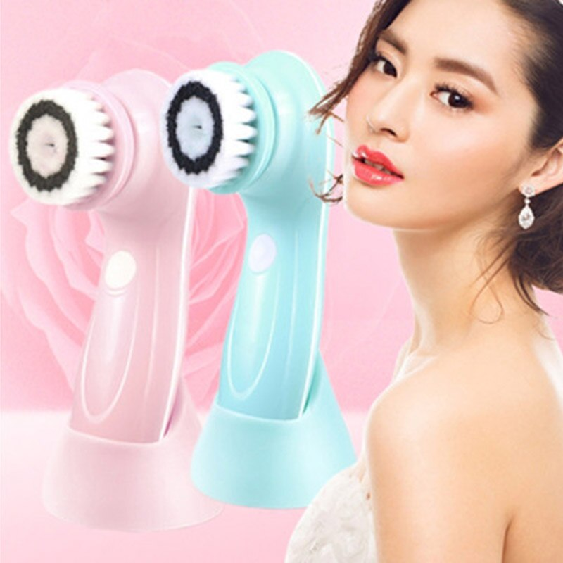 3 in 1 Electric Facial Cleansing Brush