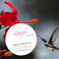 Sweet Hibiscus Essential Oils Sugar Scrubs 8oz-Extra Oil