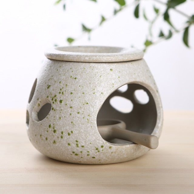 Pottery Incense Burner