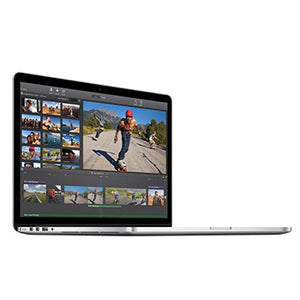 MacBook Pro 15  Retina 2.5GHz i7  16GB / 512GB- Refurbished, Year: 2015, Grade A, Excellent Condition, 9/10! FRENCH KEYBOARD