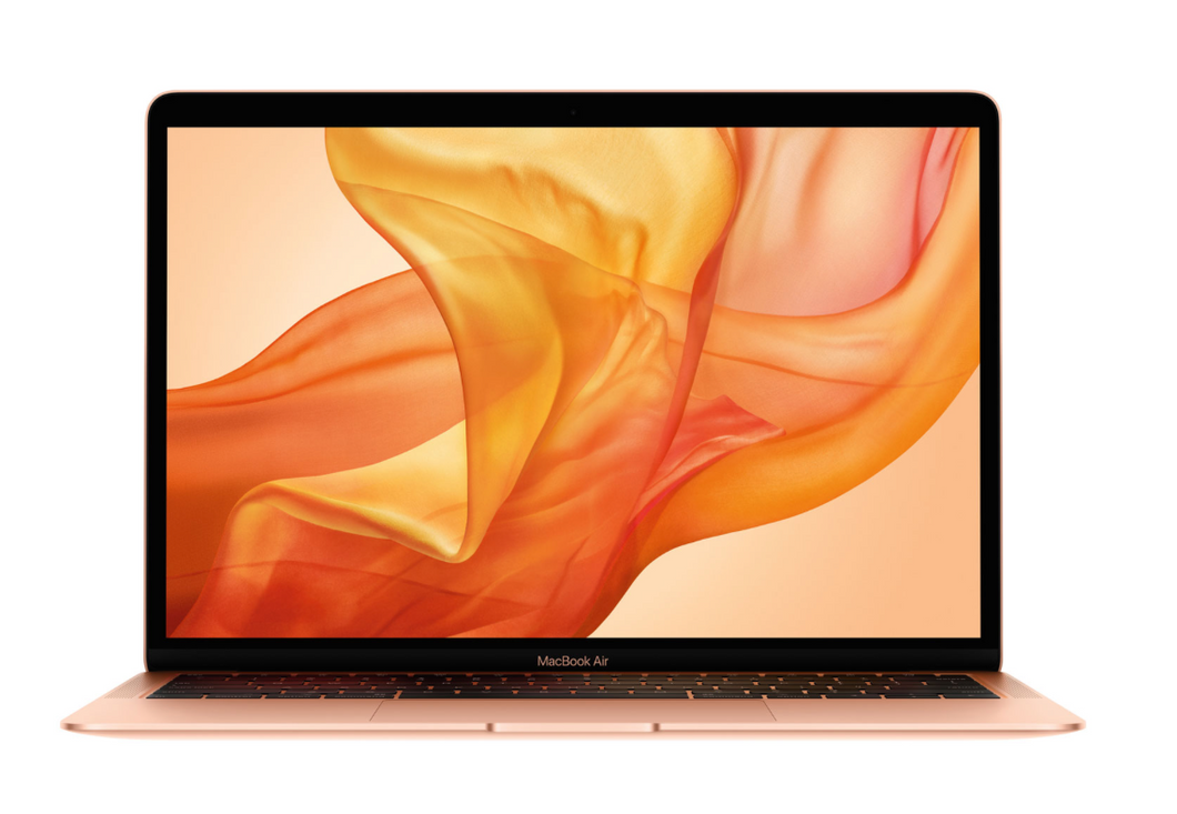 MacBook Air 13  1.6GHz i5 8GB / 256GB Gold - Refurbished, Year: 2018, Grade A, Excellent Condition, 9/10!