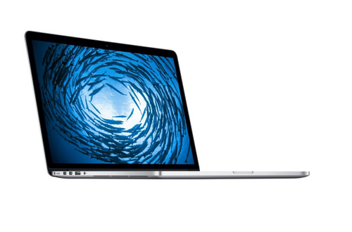 MacBook Pro 15 Retina 2.2GHz i7 16GB / 256GB - Refurbished, Year: 2015, Grade A, Excellent Condition, 9/10!