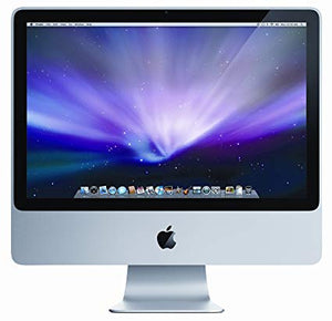 iMac 20  2.4GHz C2D 2GB / 250GB / SD  - Refurbished, Year: 2008, Grade A, Excellent Condition, 9/10!