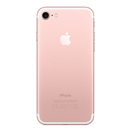 iPhone 7 128GB - Rose Gold - Refurbished, Grade A, Excellent Condition, 9/10!