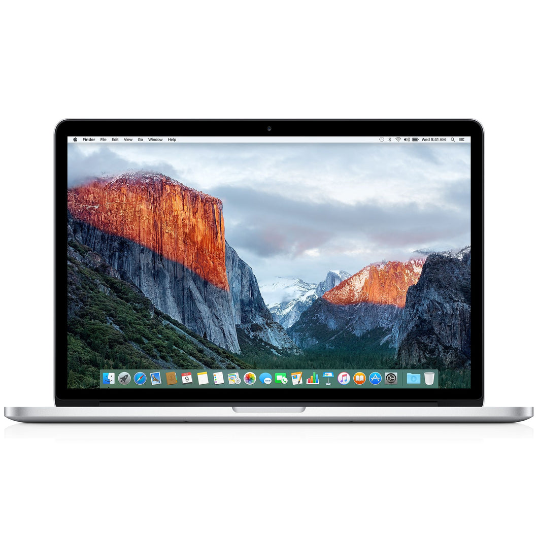 MacBook Pro 15  Retina  2.6GHz i7  8GB / 512GB - Refurbished, Year: 2013, Grade A, Excellent Condition, 9/10!